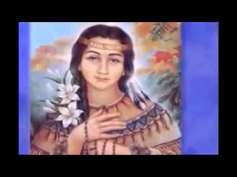 Catholic Saint Kateri Tekakwitha