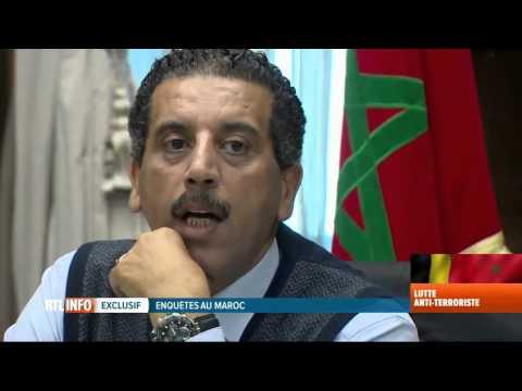 Visite du quartier général de l'anti-terrorisme marocain : BCIJ, à Salé