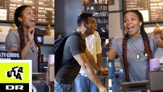 Hvad sker der, når Sofie Linde styrer Nabiha i en butik? Det her. H...