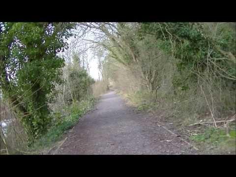 Coalport to Wellington Disused Railway in Shropshire Part 1