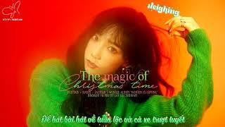 [Lầy Lội Subteam][Vietsub +Kara] The Magic of Christmas Time - Taeyeon (Audio) 《60fps》