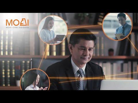 Sales Insights | MOAI-CRM