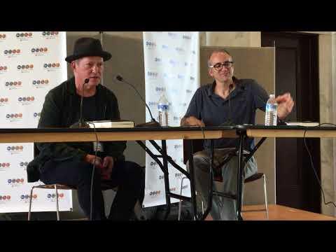 Richard Lloyd at 2017 Decatur Book Festival, Part 1