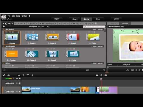 Pinnacle Studio 16 Beginner Tutorial