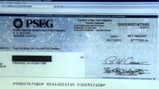 "HOW TO PAY YOUR PSE&G & UTILITIES WITH YOUR ""LEGAL FICTION"""