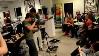 BliGlad spiller LIVE på Huset i Århus