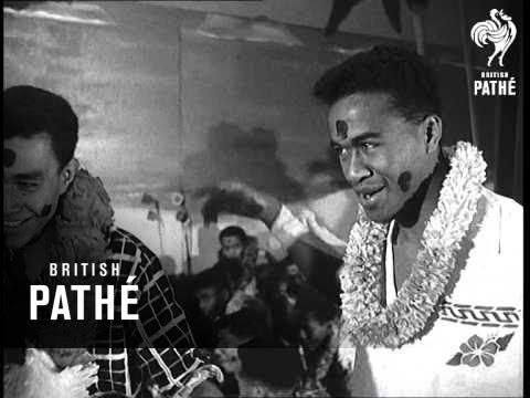 Fijians Get Into Khaki (1962)