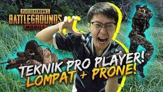 TEKNIK RAHASIA PARA PRO PLAYER PUBG MOBILE! - PUBG Mobile Indonesia