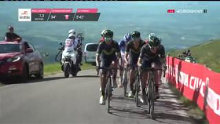 Велоспорт   Джиро дИталия   9 й этап 3 часть