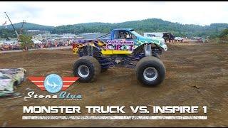 Monstor Truck Vs. Inspire 1