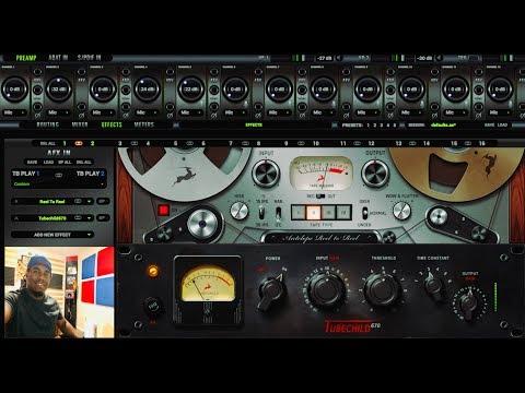 Bachata Mix - Reel to Reel - TUBECHILD -Ssl Bus