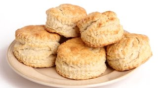 Homemade Flaky Biscuit Recipe