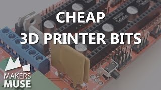 How Cheap could you Build a 3D Printer? - 2015