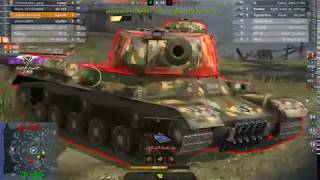 New Day same Tiger (P) / world of tanks  blitz replay