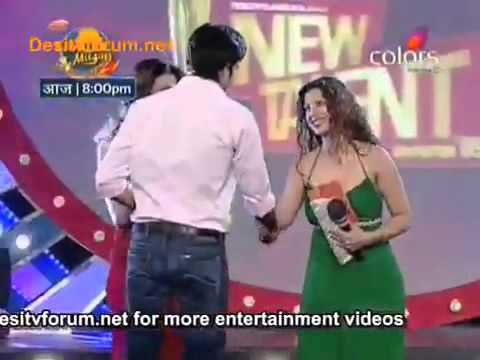 Avinash wins best actor for Choti Bahu (New Talent Awards)