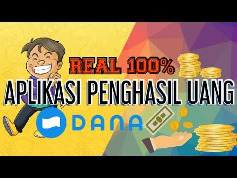 Aplikasi Penghasil Uang Selain Tiktok Di Jamin Real 100 Langsung Terhubung Ke Dana Youtube