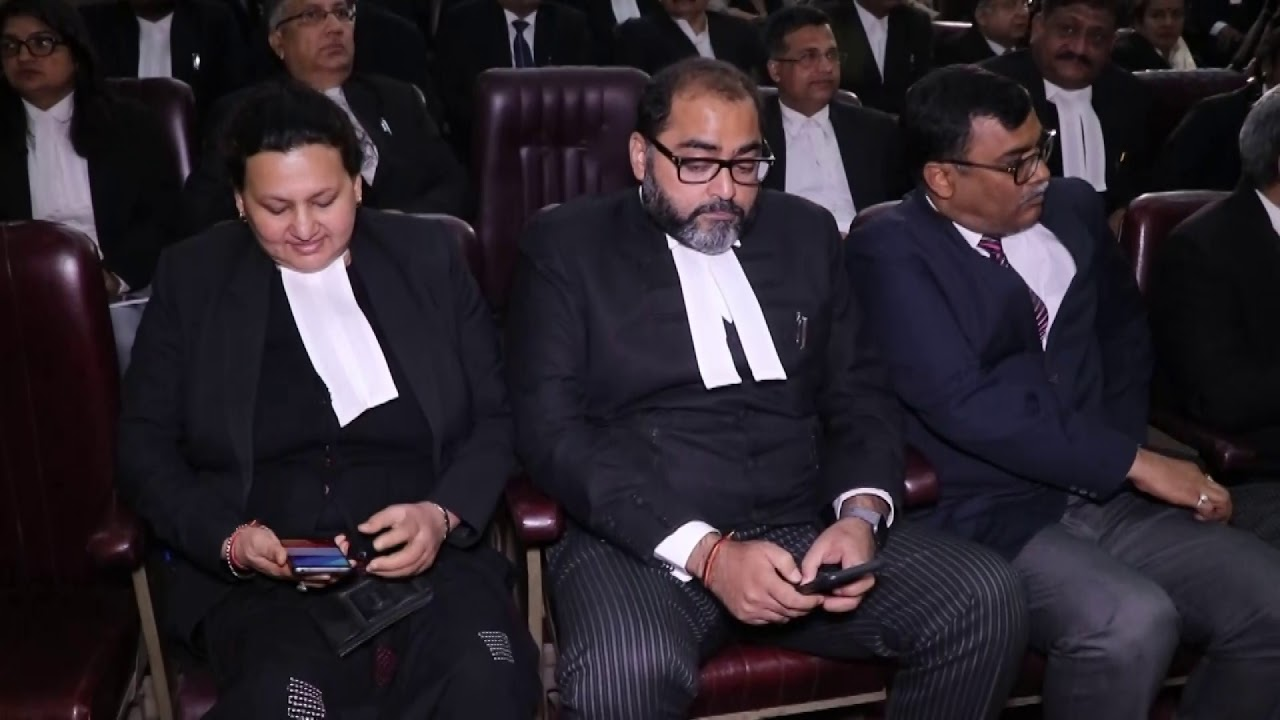 Inauguration of Supreme Court Bar Association Lecture Series