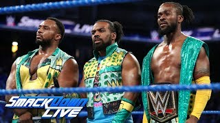 The New Day's return is crashed: SmackDown LIVE, June 11, 2019