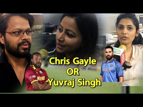 IPL 2018: Punjab vs Hyderabad : Chris Gayle or Yuvraj Singh?| Sports Tak | Rashika Singh