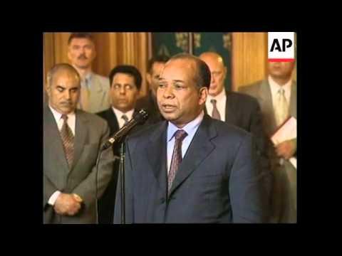 RUSSIA: PRESIDENT ACCEPTS INVITATION TO LIBYA