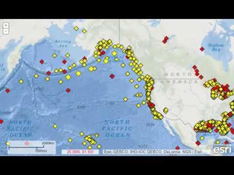 Alaska quake prompts tsunami alert: US west coast under threat after 8.2 magnitude earthquake strike