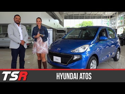Hyundai Atos - Walkaround | Monika Marroquin