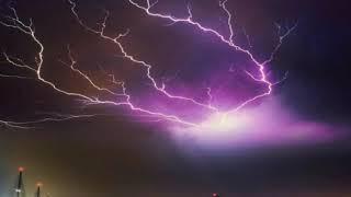 இடி மின்னல் இப்படிதான் உருவாகிறது   What causes lightning and thunder?