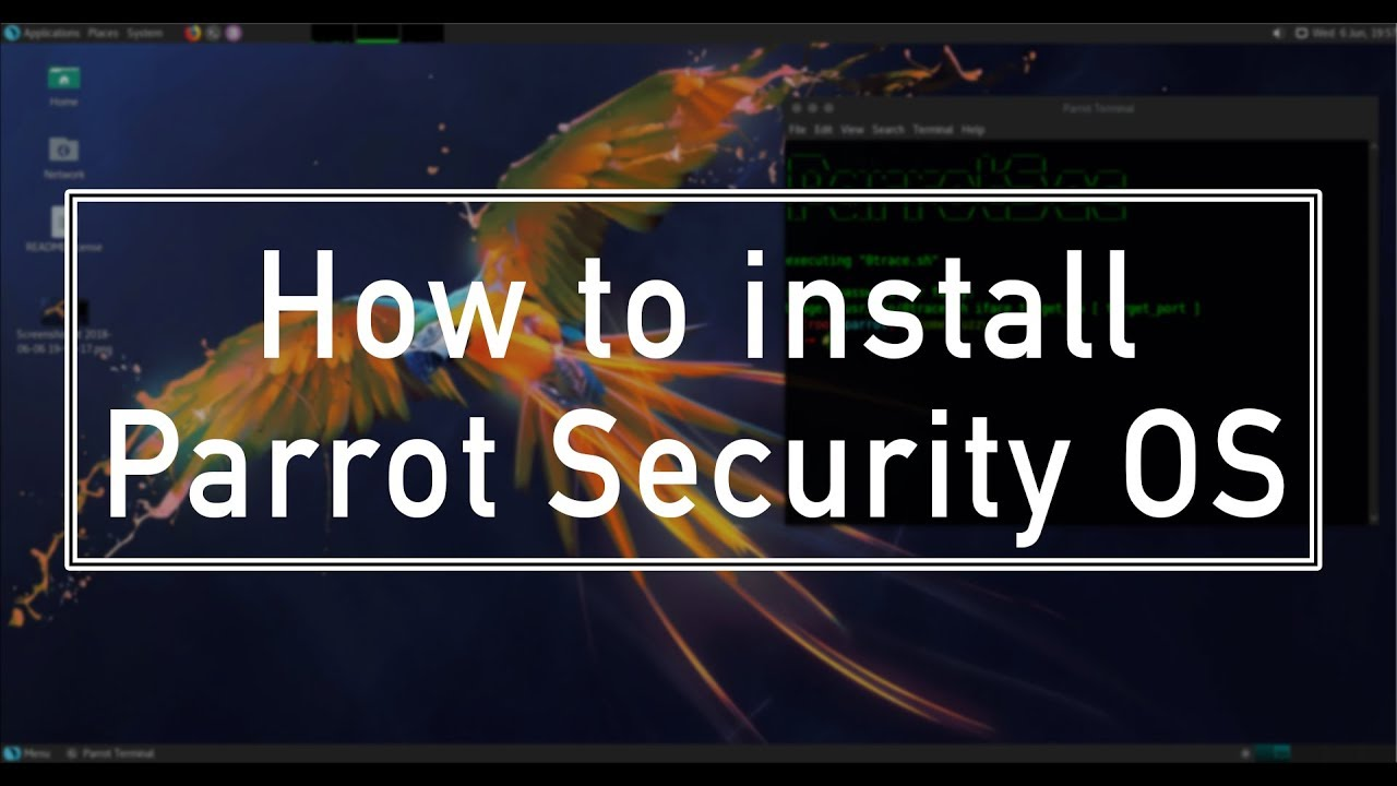 How to install Parrot Security OS on PC or VIRTUALBOX 2018 [DON'T FORGET TO  SUBSCRIBE]