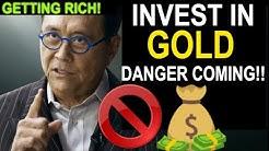 Robert Kiyosaki: BUY GOLD, SILVER, BITCOIN! FEDERAL RESERVE PRINTS FAKE MONEY!! (Rich Dad Poor Dad)