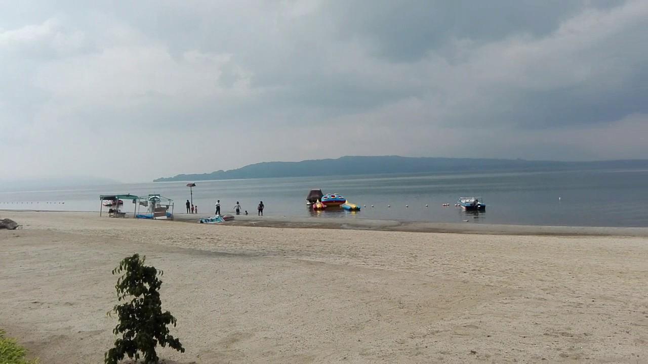 Pantai Lumban Bulbul Balige Lake Toba North Sumatera Youtube