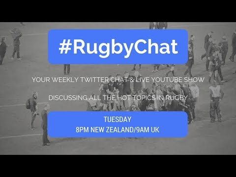 #RugbyChat EP21 - Super Rugby Africa Conference Preview