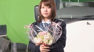 女優の有村架純が金髪ギャル女子高生を演じる『ビリギャル』(5月1日公...