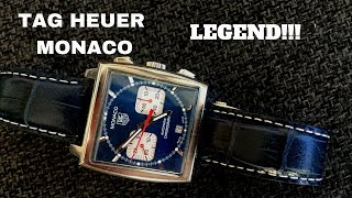 5 Best Reasons To Love The TAG Heuer Monaco