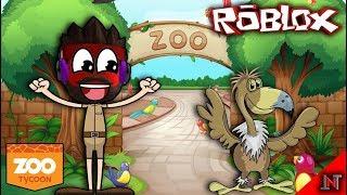 ROBLOX Indonesia #54 Zoo Tycoon | NEW ZOO OPENING!!!