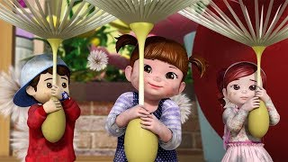 Kongsuni and Friends | BRAND NEW! | It's a Long Way Home | Kids Cartoon | Toy Play | Kids Movies