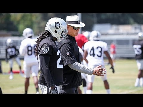 Mic'd Up: Jack Del Rio Wired For Sound