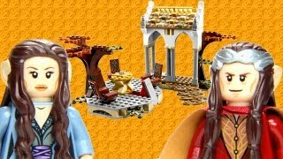 Lego Council Of Elrond 79006 Lord Of The Rings Review