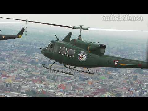 La FAM jubila a sus Bell 212