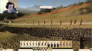 Total War: Rome 2 - Multiplayer Derp