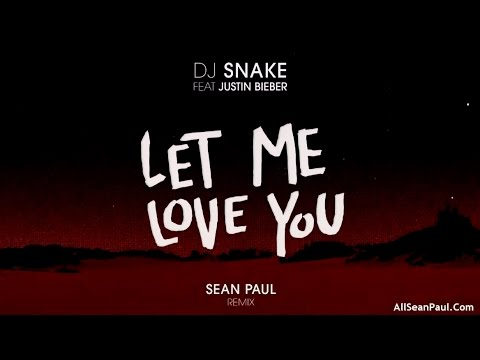 DJ Snake  Let Me Love You Ft Justin Bieber & Sean Paul  Remix