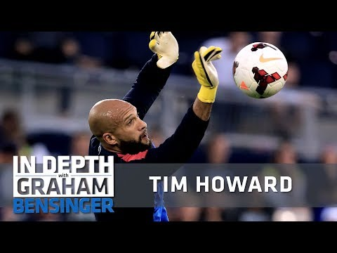 Tim Howard: Lessons From Letdown With Manchester United