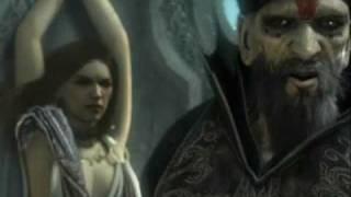 Prince of Persia Dwa Trony zmiana w Mrocznego Księcia