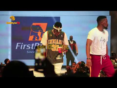 OLAMIDE AND DAVIDO'S  PERFORMANCE AT DAVIDO'S 30 BILLION CONCERT