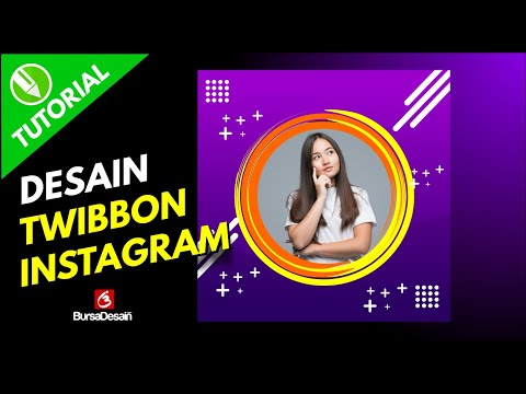 how-to-make-twibbon-frame-for-instagram---corel-draw-tutorial