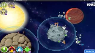 Custom Angry Birds Space Animation: The Prologue