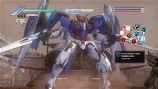 Dynasty Warriors  Gundam 3 - Gameplay - Setsuna F seiei - 00 Raiser