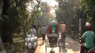 Barisal to Barguna on a Bicycle - Bangladesh