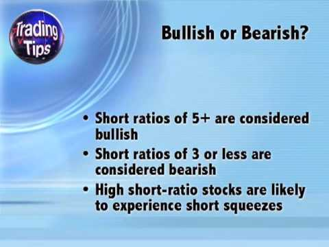 Short Ratio - What It Is and Why It Matters