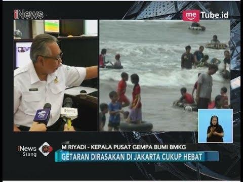 Penjelasan BMKG Soal Potensi Tsunami di Pandeglang - iNews Siang 05/04