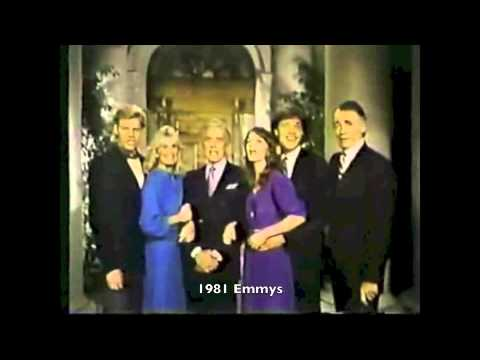Happy TV Family Medley from 1981 Emmys w/ Dallas, Dynasty, Chips and more